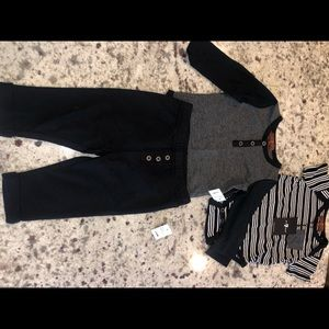 Seven Brand Infant 3 piece Outfit